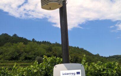 Zaključni dogodek projekta SUSGRAPE, program Interreg Italia-Slovenija 2014-2020