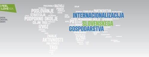 3. Nacionalna konferenca o internacionalizaciji slovenskega gospodarstva
