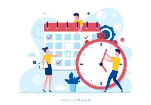 Brezplačna delavnica  »Učinkovito upravljanje s časom«